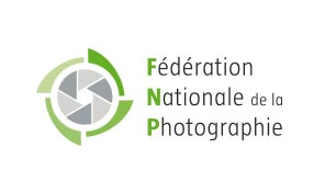 Logo de la Fédération Nationale de la Photographie FNP