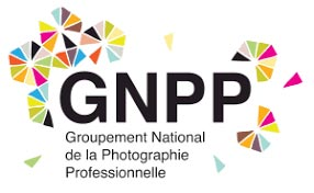 logo du Groupe National de la Photographie Professionnelle GNPP